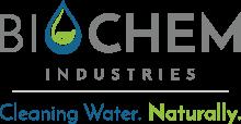 A logo for Bio-Chem Industries, Inc.