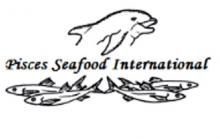 A logo for Pisces Seafood International